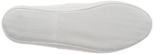23609 Zapatillas Mujer para Tamaris Blanco White Zpx6wHw