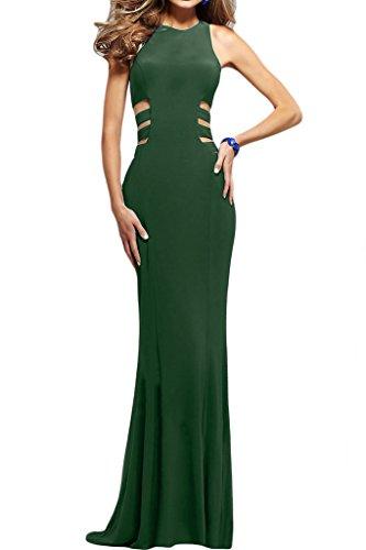Missdressy - Vestido - para mujer Dunkelgruen 42