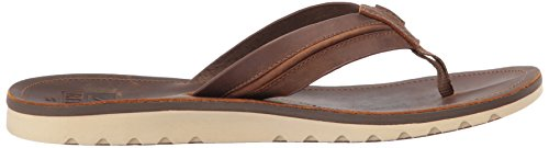 Rev Mens Reise Lux Sandal Bronse / Brun