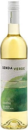 Senda Verde Albariño Rías Baixas Vino Blanco