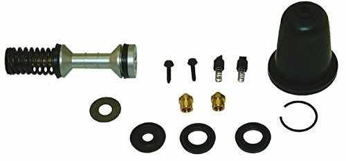 ACDelco 18G1144 Professional Brake Master Cylinder Repair Kit with Boot, Seals, Washers, Caps, and Piston
