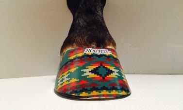 Hoofies Horse Hoof Stickers Southwest by Hoofies