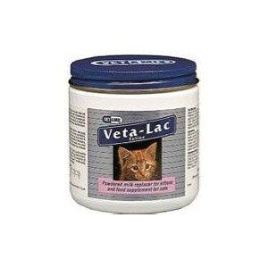 Veta-Lac Powder Feline Milk Replacer, 200 gm by Unknown