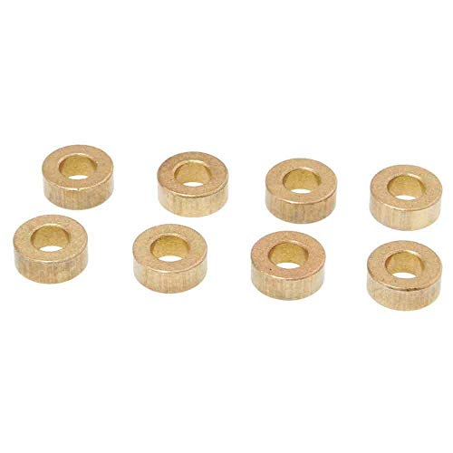 Toyoutdoorparts RC 02080 Oil Bearing 5×10×4 Fit HSP 1:10 On-Road Car Buggy - Bearings Car Slot 10