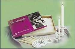 Emkay Candles 181943 Candle No. 3 Candlelight Service Set With 425 Candles