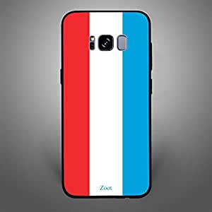 Samsung Galaxy S8 Luxembourg Flag