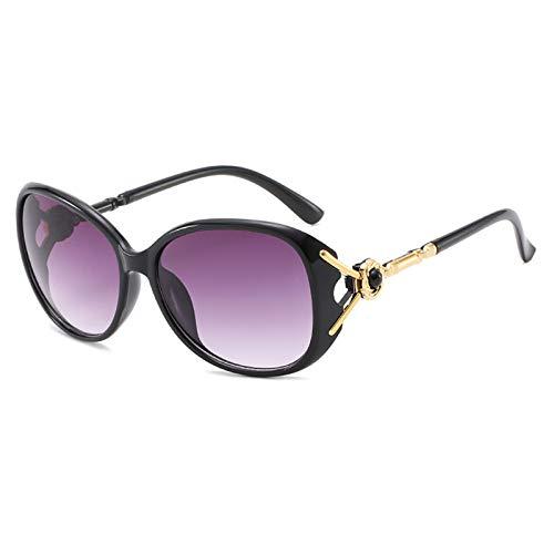 Gnzoe Men Women's Polarized Sunglasses Fox Head UV Protection Black (Dirtydog)