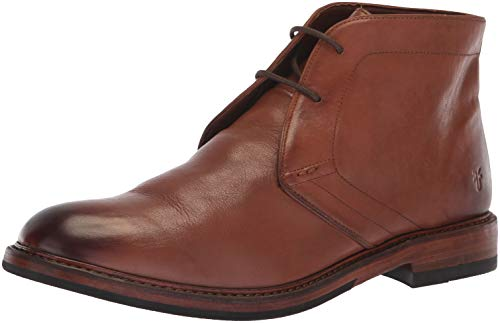 FRYE Men's Murray Chukka Boot, Cognac, 7 M M US ()