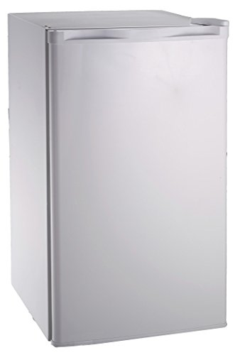 RCA RFR321-FR320/8 IGLOO Mini Refrigerator, 3.2 Cu Ft Fridge, White (Renewed)