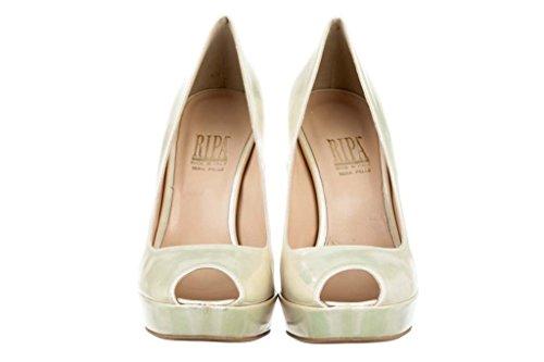 Hohe Pumps Decollete aus Leder Damen RIPA shoes - 55-9235