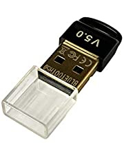 QUMOX USB Bluetooth Adapter for PC 5.0 Bluetooth Dongle