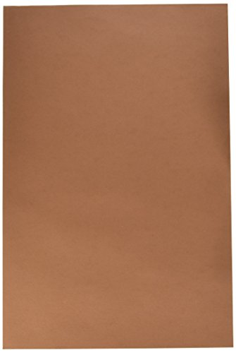 Tru-Ray Sulphite Construction Paper, 12 x 18 Inches, Warm Brown, 50 Sheets - 054138