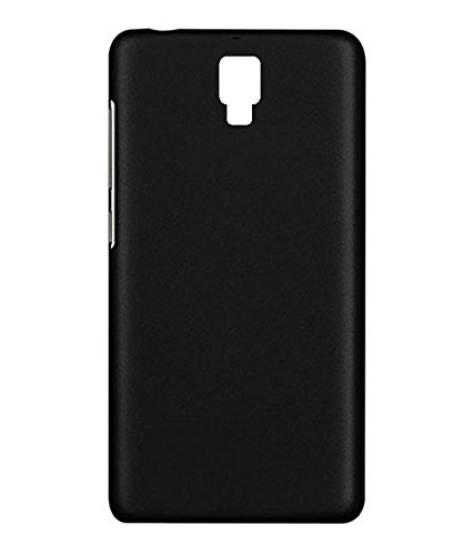 big sale f56ac 02813 Cell-loid Lenovo Vibe P1m Back Cover - Black: Amazon.in: Electronics