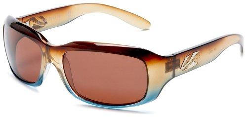 Kaenon Bolsa Sunglasses,Tobacco Denim Fade Frame/Polarized C12 Lens,one size