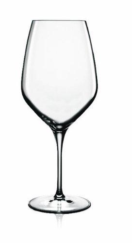 Luigi Bormioli Prestige (Atelier) Cabernet/Merlot Wine Glasses, Set of 12 by Luigi Bormioli