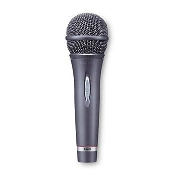 Sony F-V 420 Gesangs-Mikrofon schwarz: Amazon.de: Musikinstrumente