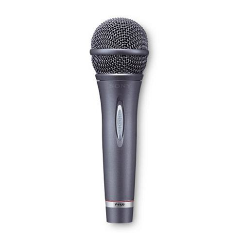 Sony F-V420 Cardioid Handheld Dynamic Vocal Microphone