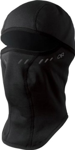 Outdoor Research Ninjaclava Balaclava, Black, Large/X-Large