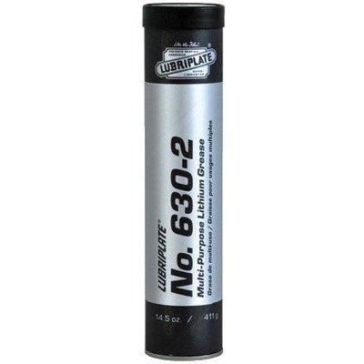 630 Series Multi-Purpose Grease - 630-2 lubriplate 14-1/2tube #0 [Set of 10] by Lubriplate