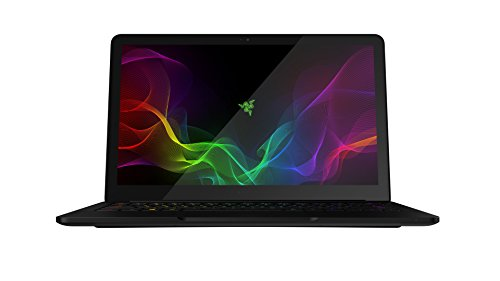 "Razer Blade Stealth 13.3"" QHD+ Touchscreen Ultrabook Laptop - 8th Generation Intel Quad-Core i7-8550U - 16GB RAM - 256GB SSD - Windows 10 - CNC Aluminum - Black"