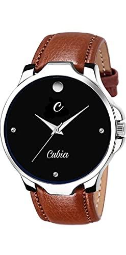 Cubia Analog Men Watch  Black_Cubia CB 4104