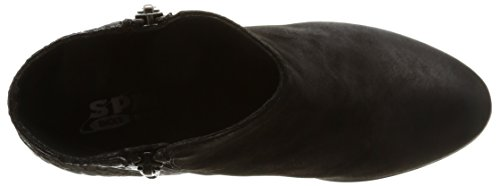 Spm Nero Delle Noir 18096148 Stivali nero Hautlence Donne rcrWSPARq