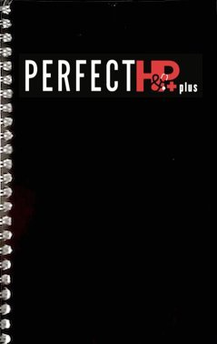 Amazon.com : Perfect H&P Plus (Larger Font - Medical History and ...