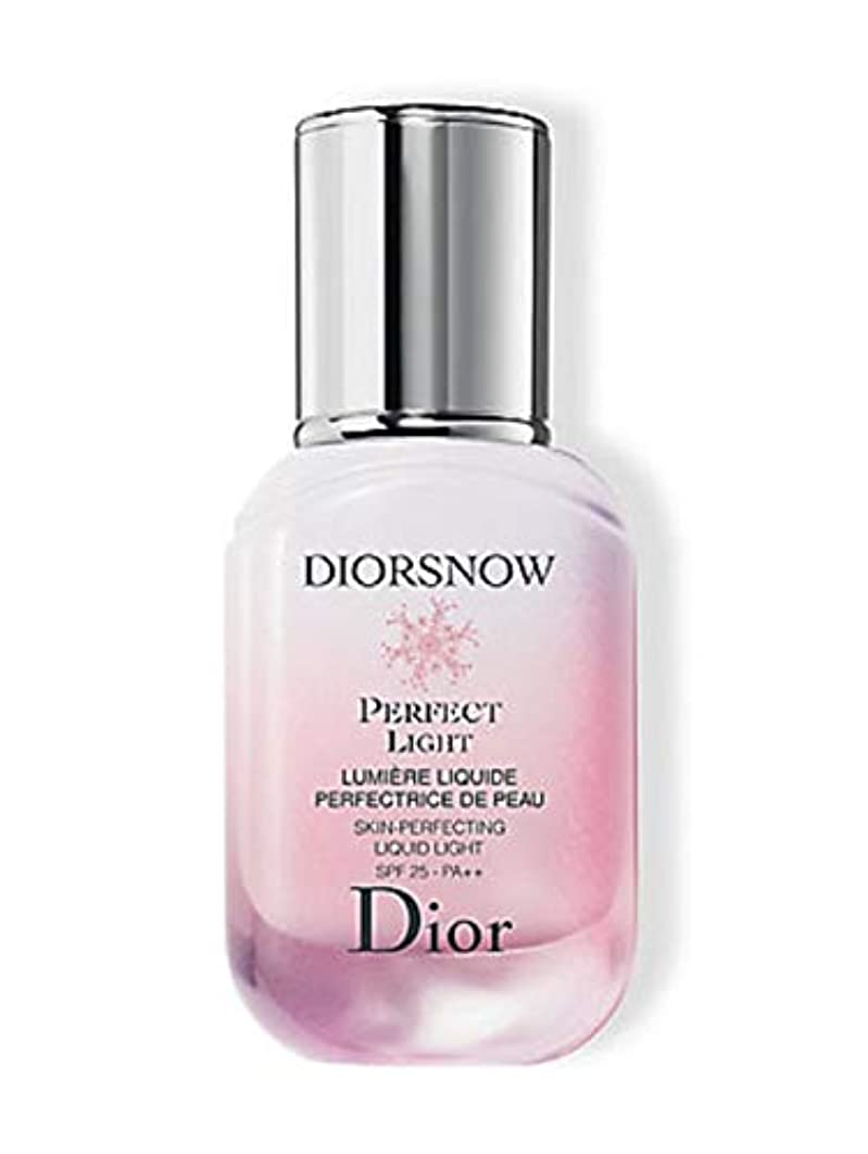 見ました時間厳守の間に【国内正規品】Dior ディオール スノー パーフェクト ライト (日中用乳液?化粧下地)SPF25/PA++ 30ml