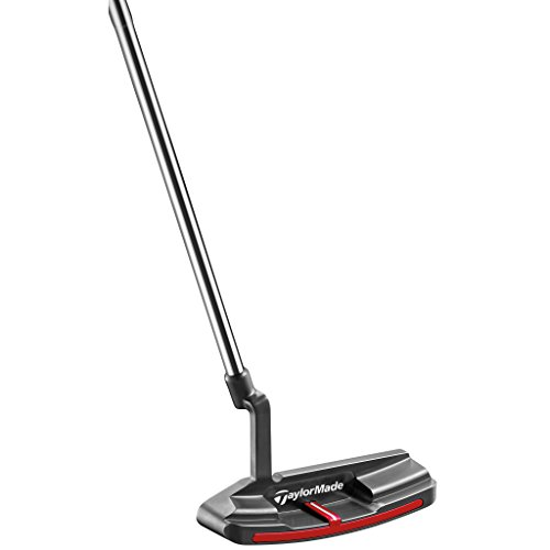TaylorMade N1530133 Big Red OSCB Daytona Putter, Right Hand, 34.5