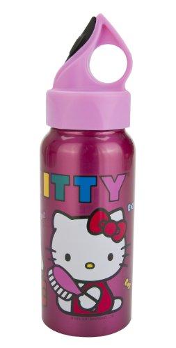 (Zak! Hello Kitty 16-Ounce Stainless Steel Bottle)