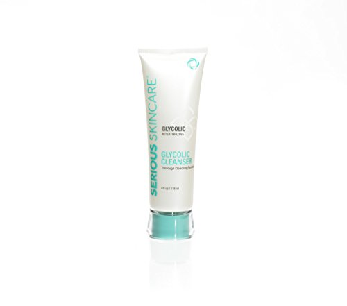 Serious Skin Care Glycolic Cleanser - 4