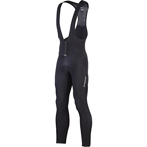 Capo Pursuit Roubaix Bib Tights Black, XXL - Men's by Capo (Image #4)