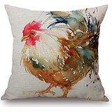 Alphadecor The Chicken Pillow Cases Of ,20 X