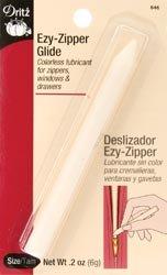 Bulk Buy: Dritz Ezy Zipper Glide .2 Ounce 646 (3-Pack)