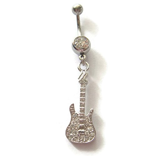 Guitar Belly Button Ring - 7