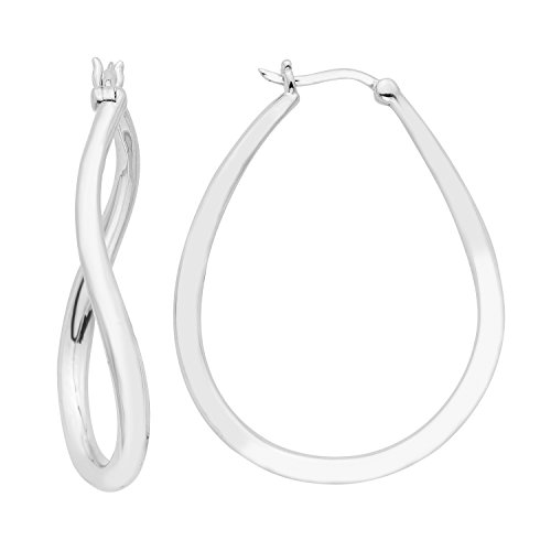 s in High-Polished 925 Sterling Silver ()