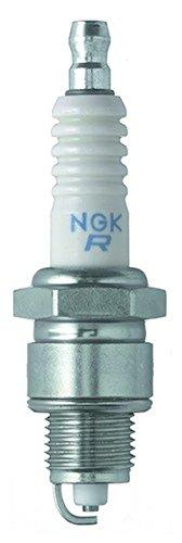 Set (10pcs) NGK Standard Spark Plugs Stock 6422 Nickel Core Tip Standard 0.028in BPR7HS