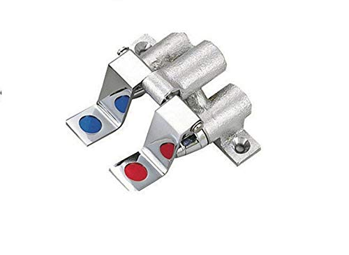 Commercial Dual Foot Pedal Valve for Faucet