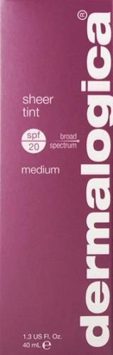 Dermalogica Sheer Tint Medium Spf 20 40ml1.3oz