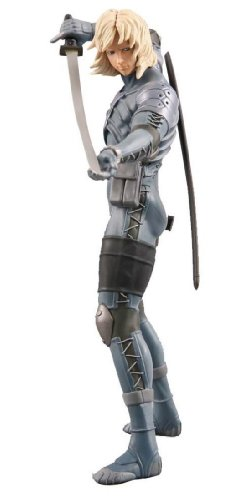 Metal Gear Solid 2: Raiden Action Figure ()