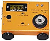Cedar i-80 Torque Tester for Power Drivers & Wrenches, Complete Kit, Capacity 70 lbf-in/ 80 Kg-cm/ 800 N-cm, 110V