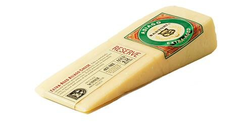 Extra-aged Asiago Cheese, 5.3 oz (4 pack)