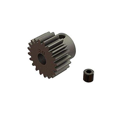 ARRMA Pinion Gear 20T 0.8 Mod: 4x4 BLX 3S, ARAC7878: Toys & Games