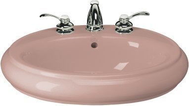 Kohler Revival Bath Sinks - Pedestal - K2008-4-45 (Pedestal Sink Revival Bathroom)