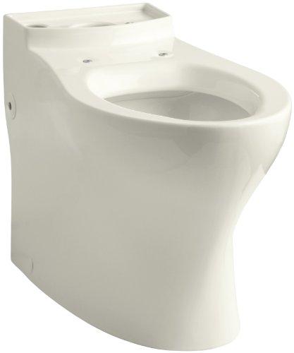 KOHLER K-4353-96 Persuade Curv Comfort Height Elongated Bowl, Biscuit -