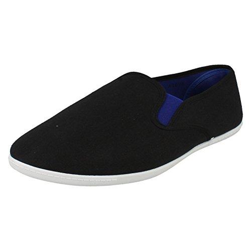 Spot On , Jungen Sneaker, Schwarz - schwarz - Größe: 42.5