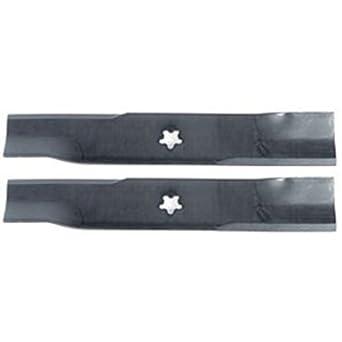 HUSQVARNA - Cuchilla de repuesto para cortacésped XHT de 35,5 x 5 ...
