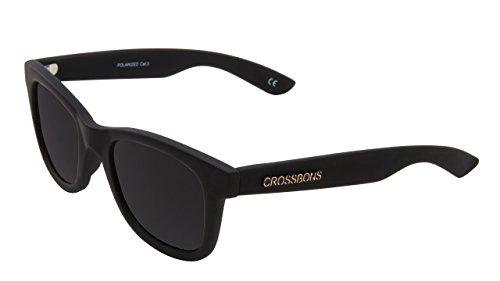 Sol BLACKMASTER Gafas 1010 BMSK PL SMOKE LENS Crossbons de qT6wxwv
