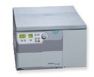 Benchmark - Hermle Z446 high-capacity centrifuge 4 x 750mL, (max RCF 24,328)