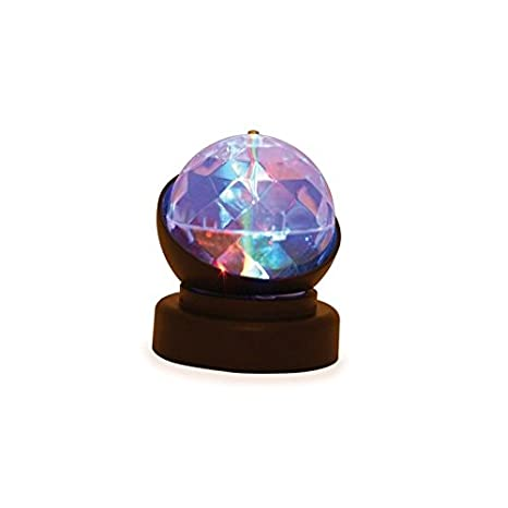 Funtime LF6900 Kaleidoscopic Prisma Lamp Karlsford